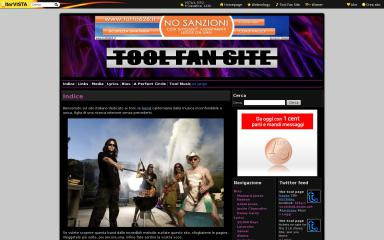 Tool Fan Site