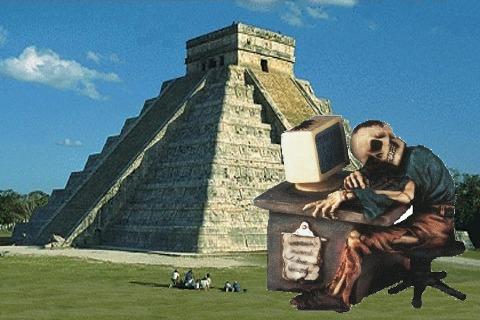 I Maya e l'IPv4